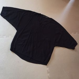 ZARA Knit Bat Sleeves Sweater